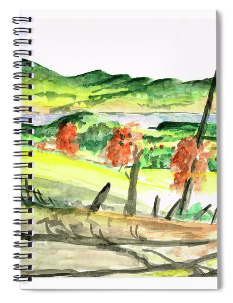 St. David Ridge, Nb Spiral Notebook