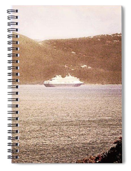 St. John Anchorage Spiral Notebook