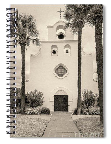 St. Mark's Lutheran Church Spiral Notebook