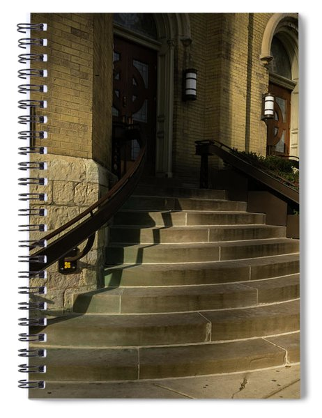 St Pete's Catholic Church Spiral Notebook