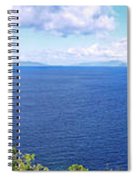 St. Thomas Northside Ocean View Spiral Notebook