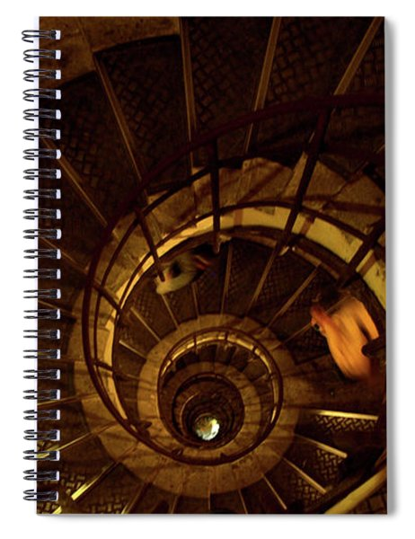 Stairs Spiral Notebook