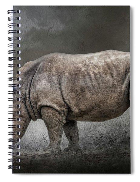Stand Strong Spiral Notebook