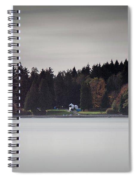 Stanley Park Vancouver Spiral Notebook