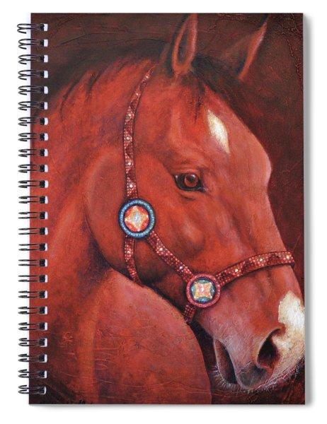 Star Dancer Spiral Notebook