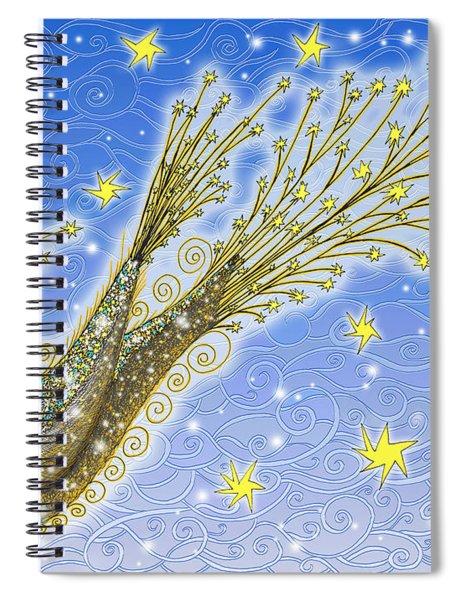 Starbird Spiral Notebook