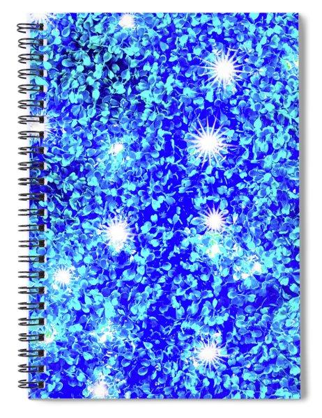 Starlight 7 Spiral Notebook