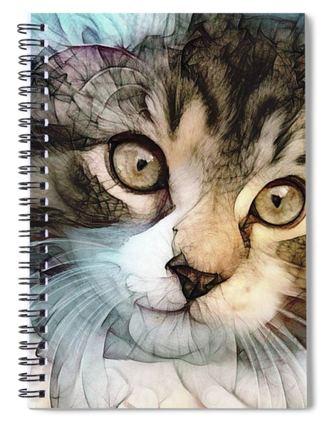 Starstruck In A Smoky Room Filled With Celebrities Spiral Notebook