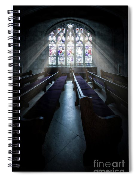 Stay Blessed Spiral Notebook