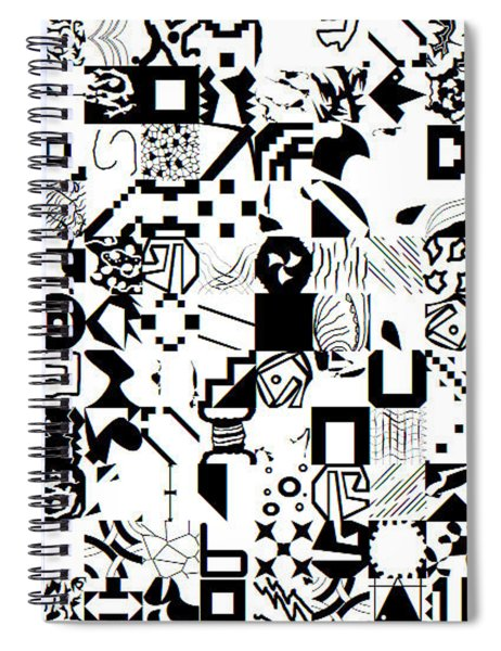 Steg1_14052019 Spiral Notebook