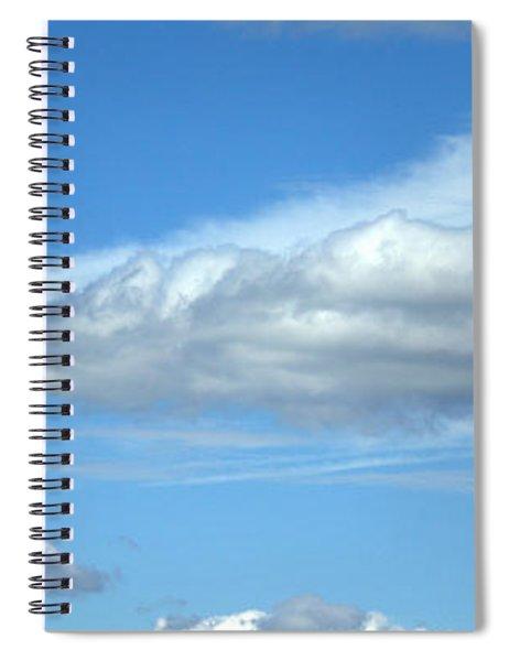 Stealth Fighter Spiral Notebook