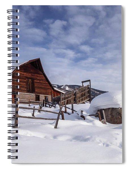 Steamboat Springs Spiral Notebook