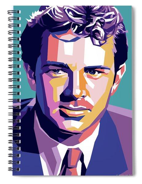 Sterling Hayden Spiral Notebook
