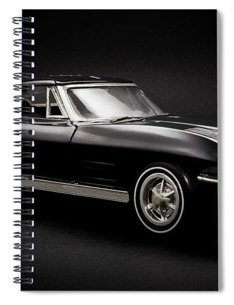 Stingray Style Spiral Notebook