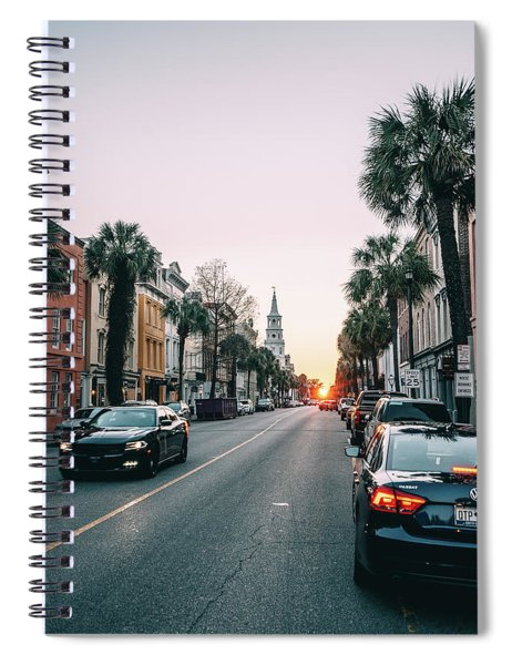 Stopping Time Spiral Notebook