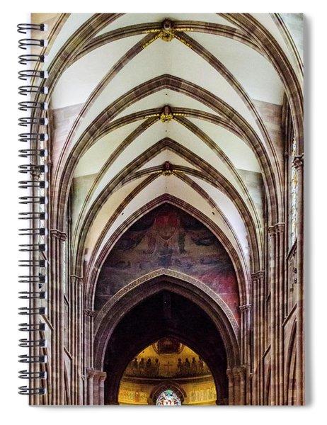 Strasbourg Cathedral - 2 Spiral Notebook