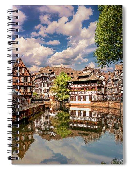 Strasbourg Center Spiral Notebook