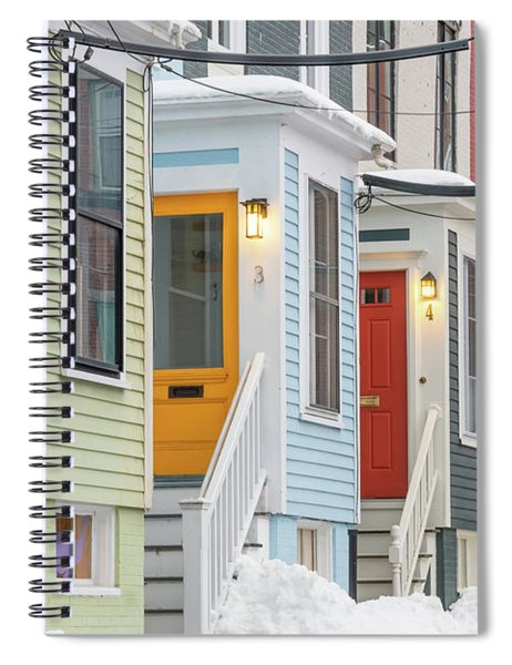 Stratton Place Spiral Notebook