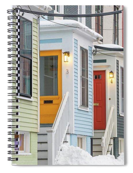 Stratton Place Spiral Notebook