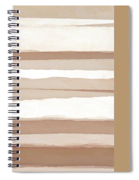 Strips 2 Spiral Notebook by Menega Sabidussi
