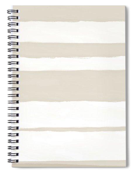 Strips 2a Spiral Notebook by Menega Sabidussi
