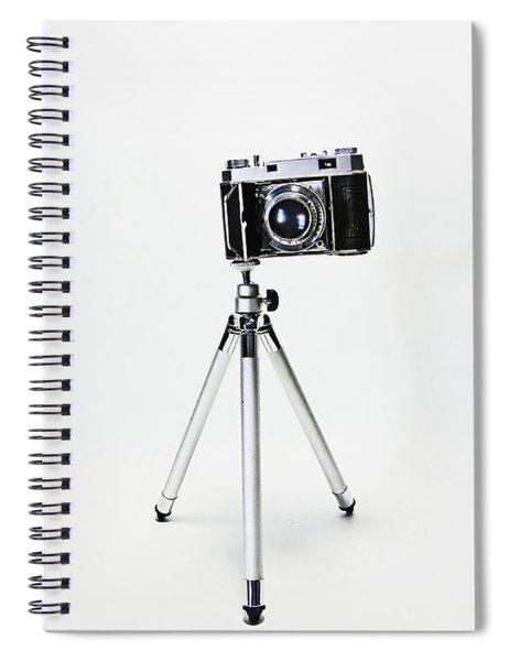 Studio. Kodak Retina 2. Spiral Notebook