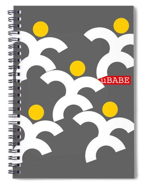 Style Dance Spiral Notebook