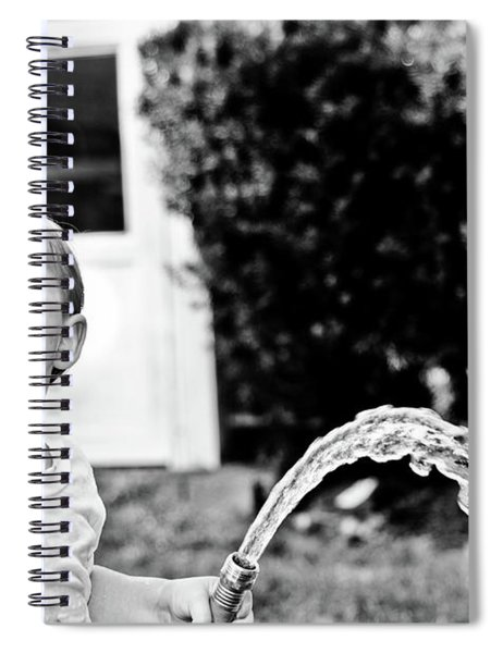 Summer Cool Down Spiral Notebook