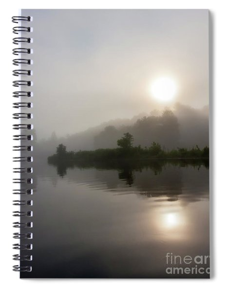 Summer Dawn Spiral Notebook