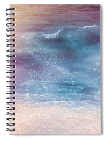 Summer Dream V Spiral Notebook