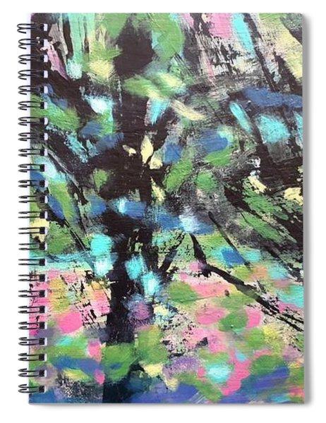 Summer Forest Spiral Notebook