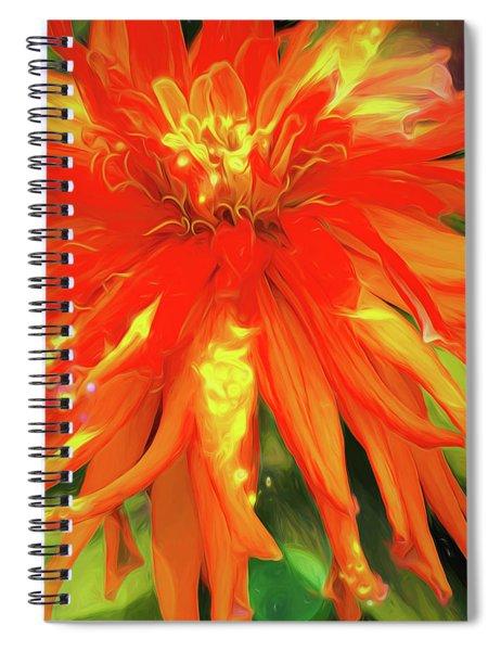 Summer Joy Spiral Notebook