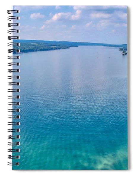 Summer On Keuka Lake Spiral Notebook