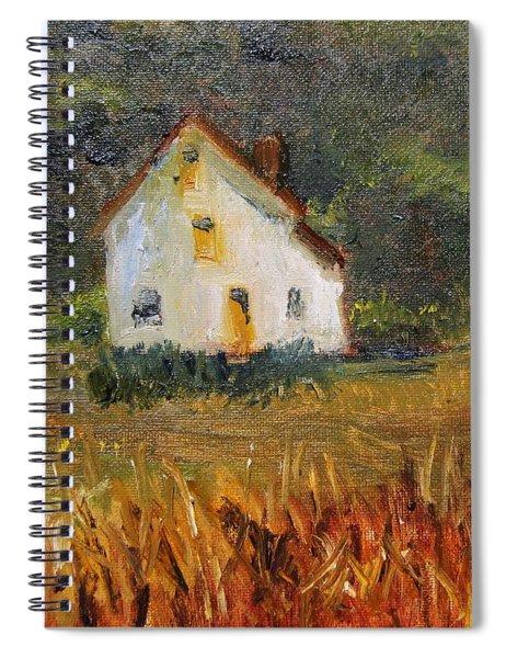 Summer Shack Spiral Notebook