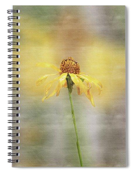 Summer's Reward In Digital Watercolor Spiral Notebook