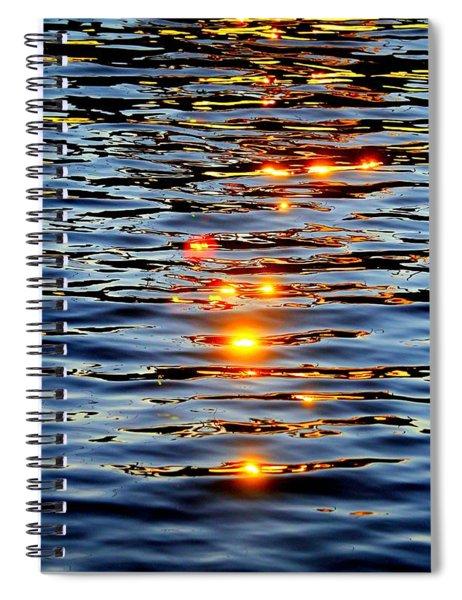 Sun Drops Spiral Notebook