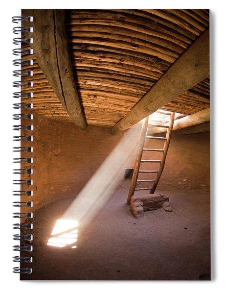 Sunbeam Spiral Notebook