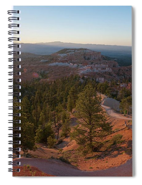 Sunrise Over Bryce Canyon Spiral Notebook