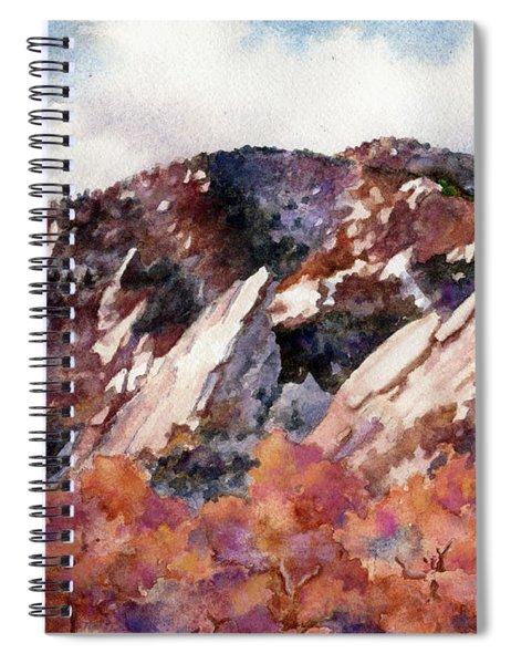 Sunrise Splendor Spiral Notebook