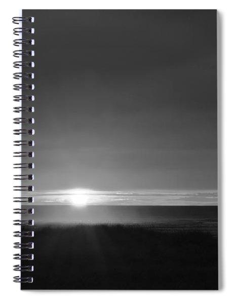 Sunset Horizon  Spiral Notebook