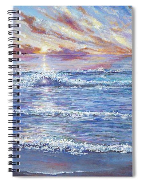 Sunshine Spiral Notebook
