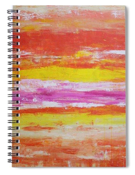Sunshine In My Soul Spiral Notebook