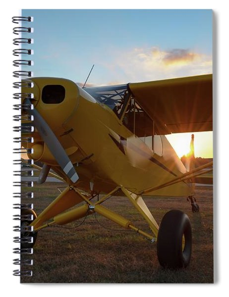 Super Sunrise Spiral Notebook
