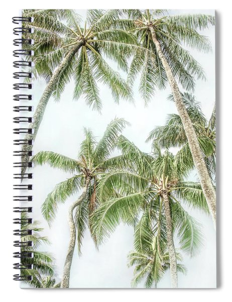 Swaying Palms Spiral Notebook