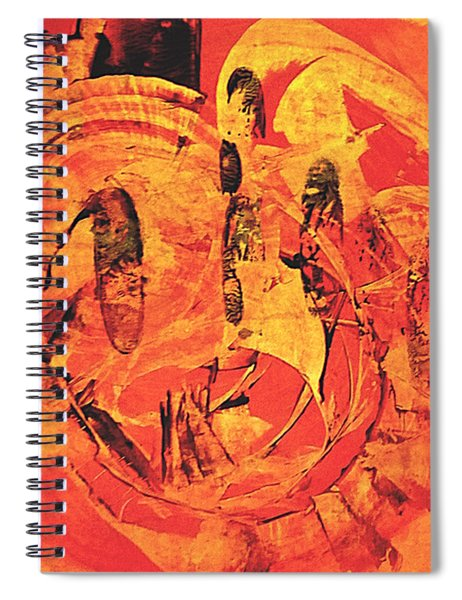 Sweep Spiral Notebook