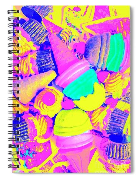 Sweet Summer Dreams Spiral Notebook