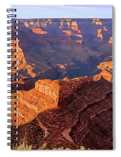 Sweet Sunset Spiral Notebook