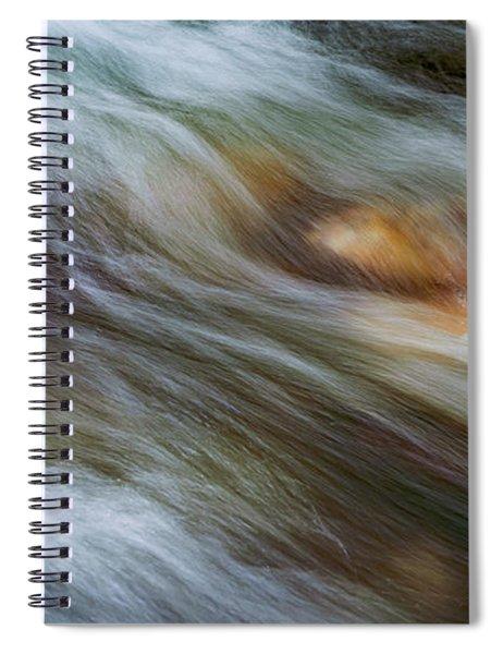 Swift Creek Spiral Notebook