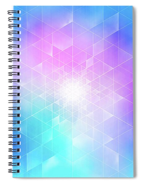 Synthesis Spiral Notebook