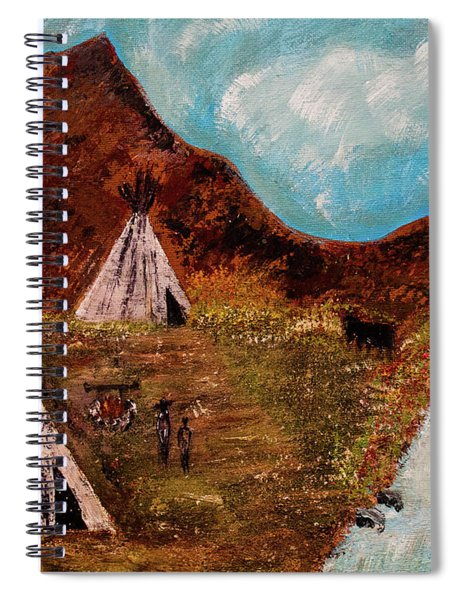 T- Pee Spiral Notebook